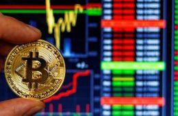 Lý do nào cho đợt giảm giá từ 9k8 xuống 9k của Bitcoin