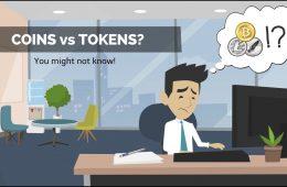 Coin và Token là gì? Sự khác nhau giữa Coin và Token