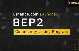 BEP2 là gì ? Tìm hiểu về Binance Chain