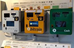 Có hơn 8000 ATM Bitcoin trên toàn thế giới